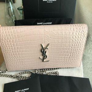 Yves Saint Laurent  Chain Wallet